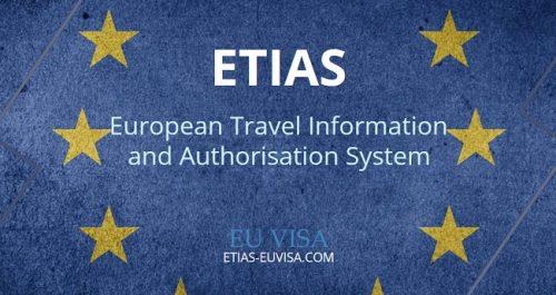 2022年後半にはシェンゲン協定圏への旅行者の入国管理にETIASが導入